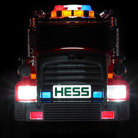 hess toy truck